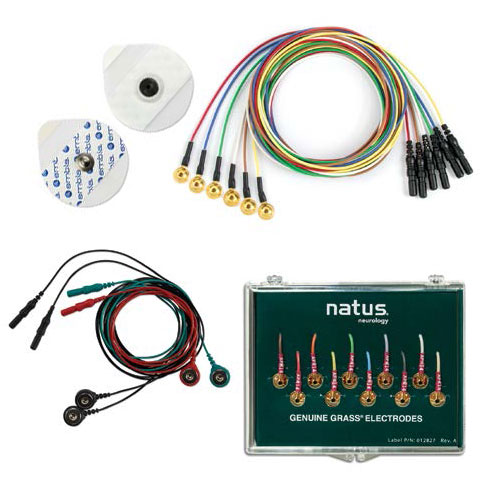 Electrodes and accessories